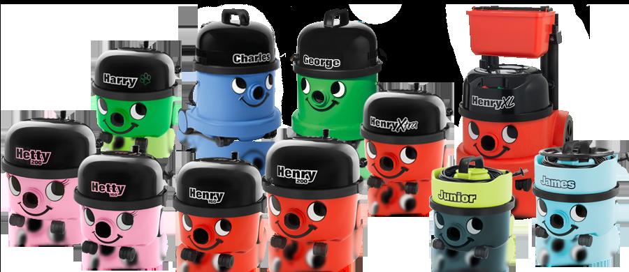 Gruppenbild Henry & die Hausfreunde